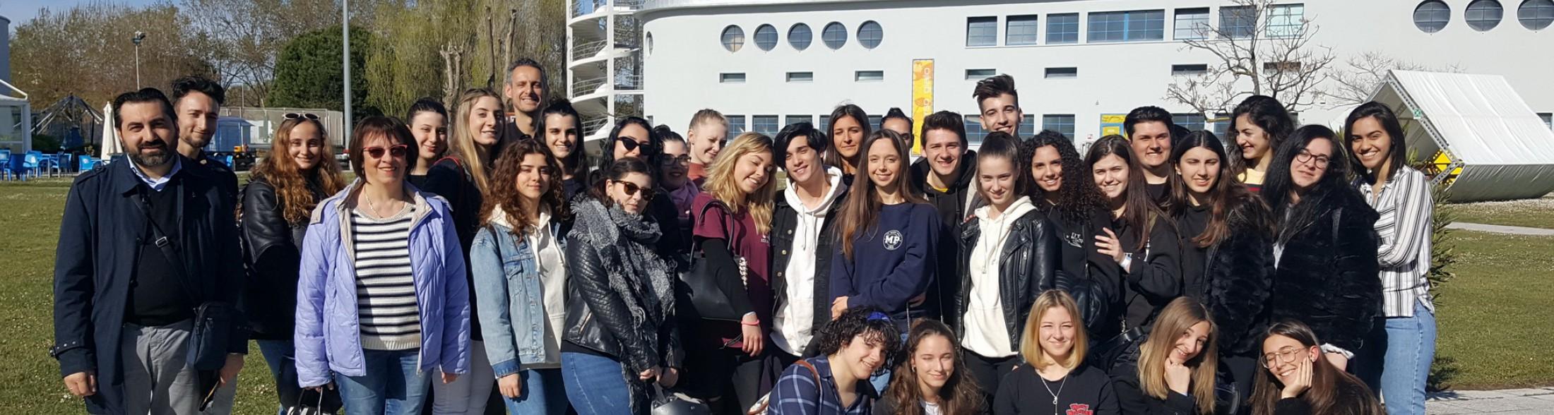 """L'Acquario di Cattolica e gli studenti blogger del """"MarcoPolo"""""""