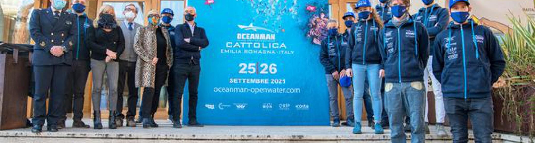 OceanMan arriva all'Acquario di Cattolica