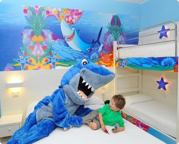 Sharky Room