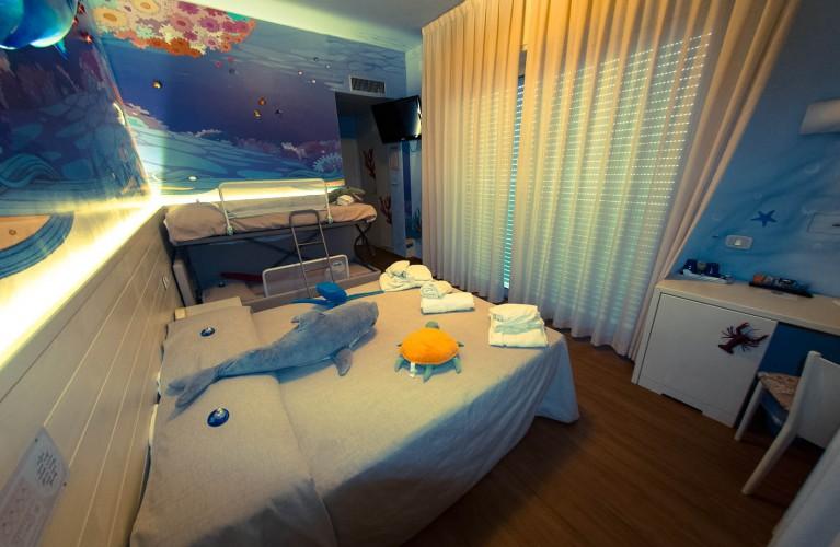 Book a Sharky room